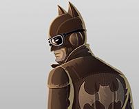 1940's Batman