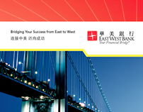 East West Bank Chinese Business Banking Brochure