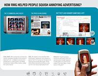 Star Mobile | Interactive Flash Web Banner