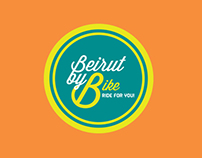 """Beirut By Bike"" Rebranding"