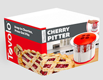 Tovolo Cherry Pitter Box Design