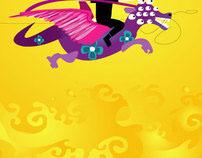 ALEBRIJE (Adobe Illustrator)
