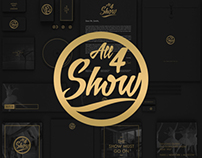 All For Show Branding / Identity
