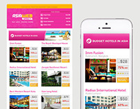 Responsive Email for Asia Web Direct