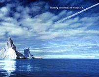 British Aerospace - Corporate Press Ad