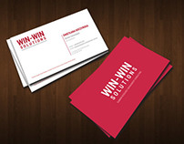 Business Card (Win-Win Solutions)