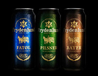 Beer Label Frydenlund – concept/identity/packaging