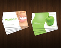 Business Card (Marydent)