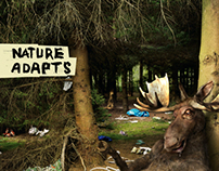 """Clean Up The World """"Nature Adapts"""", Press 2006"""