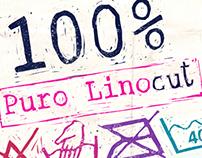 100% PURO LINOCUT