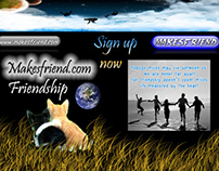 Makesfriend.com