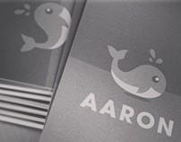 Birth Anouncement   Aaron