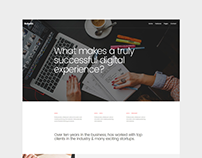 Rabotic - Free Bootstrap Template