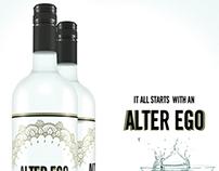 Alter Ego - Vodka - Modo 3D