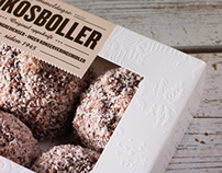 United Bakeries – Kokos- og sjokoladeboller, packaging