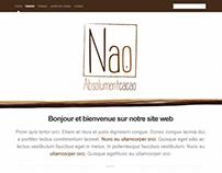 NAO - Website