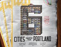 Cover Design- Willamette Week