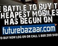 Futurebazaar.com | 360 Launch Campaign