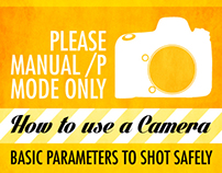 Camera's basic parameters