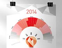 2014 SVPR calendar