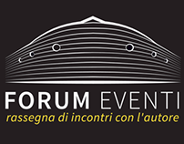 Forum Monzani Events Rebranding