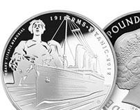 Titanic Commemorative Coin