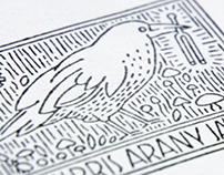 Ex Libris ♫ János Arany