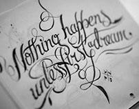 Calligraphy 2013