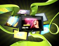 1GTV Branding
