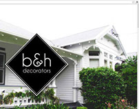 b&h decorators website
