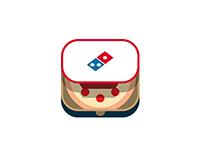 App Domino's Entrega
