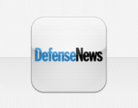 Defense News iPad App