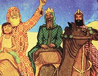 Cuentos de Reyes Magos para adultos