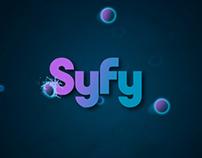Syfy Network ID Storyboard