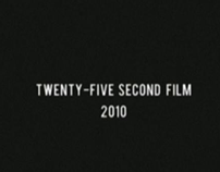 Twenty-five Second Film