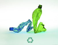 "Our Earth Foundation ""New life for bottles"""