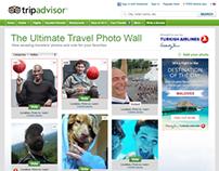 TripAdvisor Photo Wall