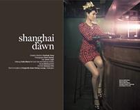 Shanghai Dawn (Lucire Magazine)