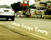 Urban Escape Energy with Nissan Juke