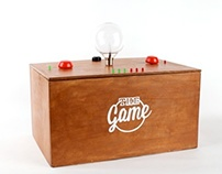 The Game – Arduino reaction game