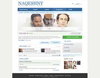 Naqeshny User Page