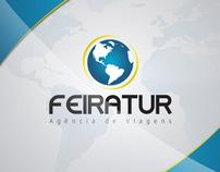 Feiratur - Redesign de marca