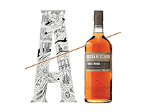 Auchentoshan: Perfect Blend of Old & New