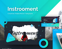 Instrooment Creative PowerPoint Template
