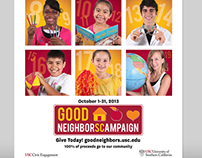 USC Good Neighbors Campaign