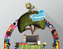 LittleBigPlanet Event Design @Sony PlayStation