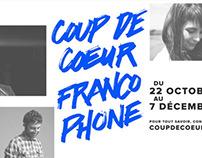 Coup de coeur francophone 2013