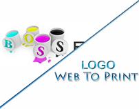 Web to Print Logo