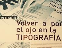 Diseño de publicación a dos tintas