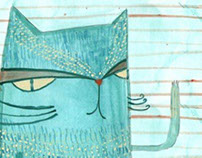 Illustrations (acrylics)
